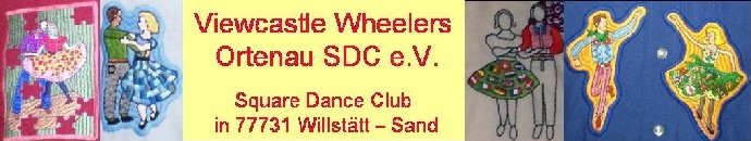 Titelzeile: Viewcastle Wheelers Ortenau SDC e.V. in 77731 Willstätt-Sand